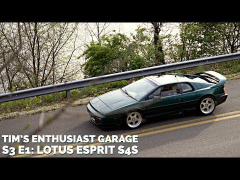download Lotus Esprit S4 V 8 workshop manual