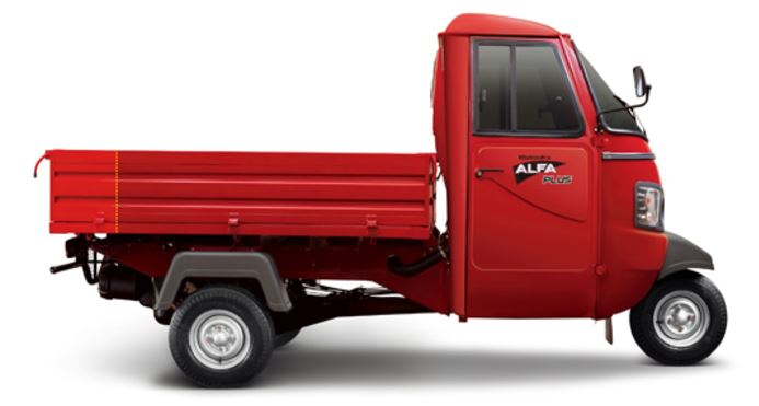 download MAHINDRA ALFA LOAD PASSENGER CARRIER workshop manual