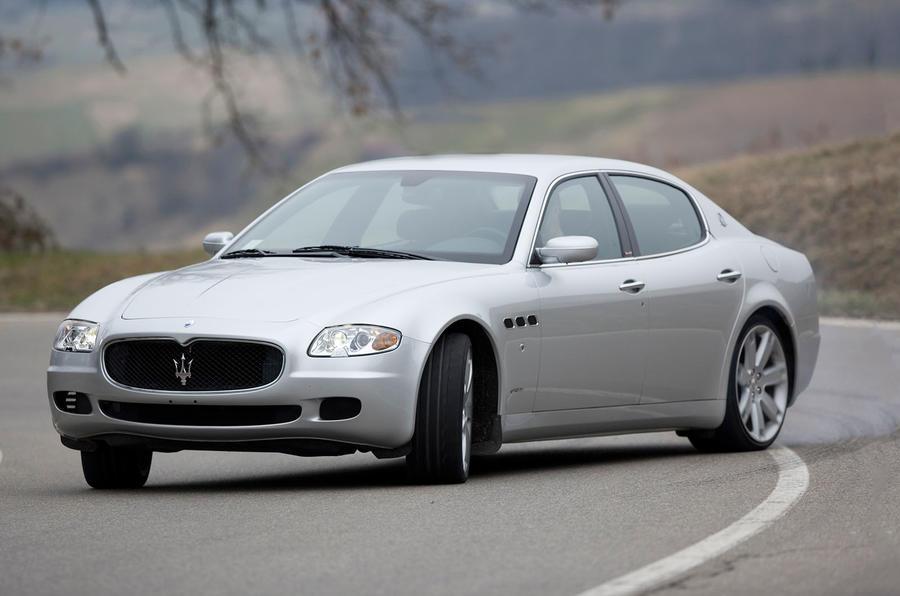 download Maserati Quattroporte V M139 workshop manual