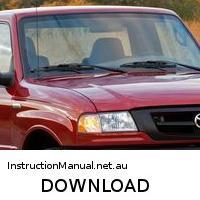 download MAZDA B2300 Truck workshop manual