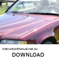 repair manual