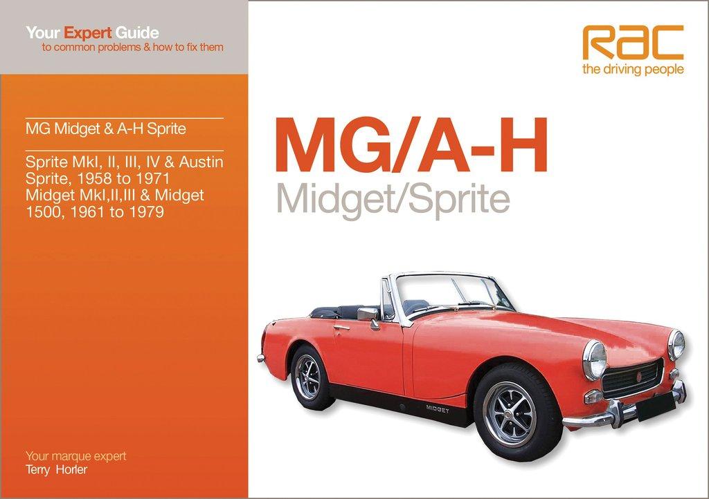 download MG Sprite able workshop manual