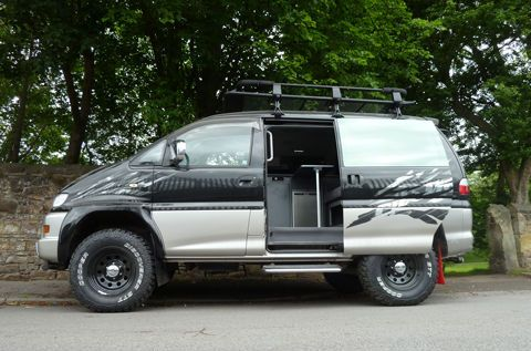 download MITSUBISHI DELICA workshop manual