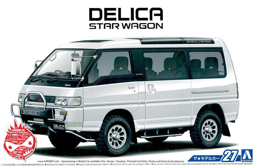 download MITSUBISHI EXPRESS STARWAGON VERSA VAN DELICA L300 workshop manual