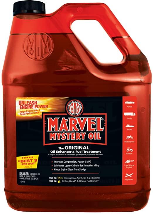 download Marvel Mystery Oil Top Cylinder Oil 16 Oz. Bottle workshop manual