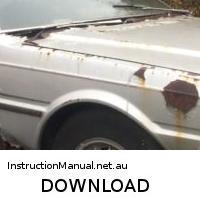download Maserati Quattroporte III 3 QP3 workshop manual