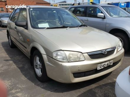 download Mazda 323 workshop manual