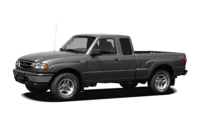 download Mazda Bravo B4000 Truck workshop manual
