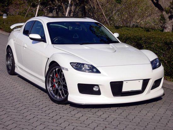 download Mazda RX8 RX 8 workshop manual