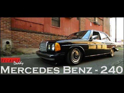 download Mercedes 240D 83 workshop manual