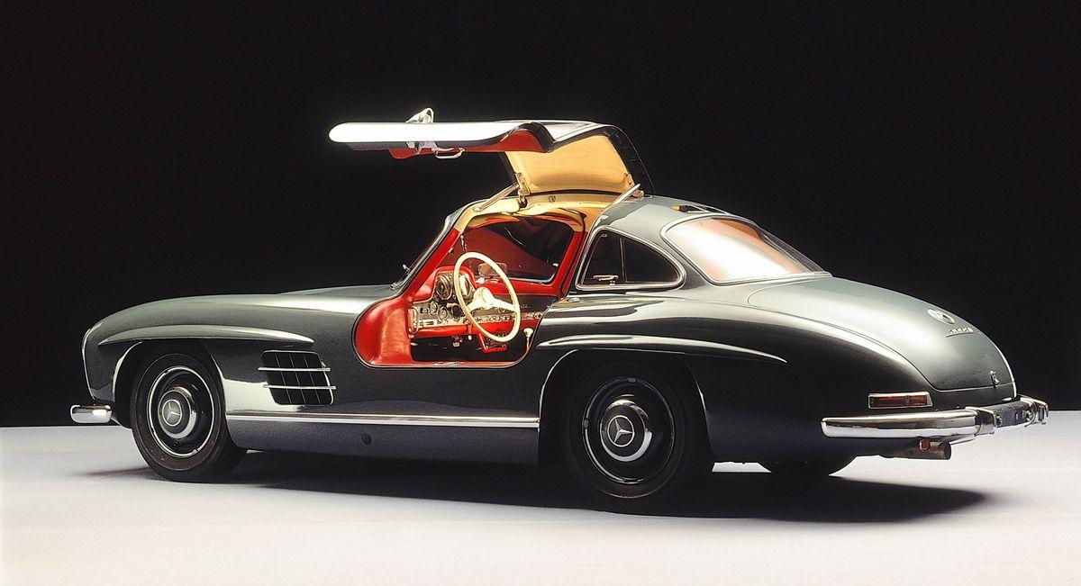 download Mercedes 300 SL workshop manual