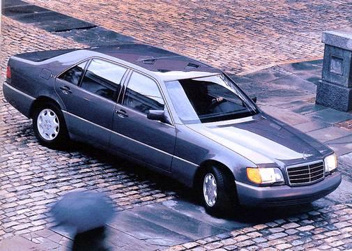 download Mercedes 400 SEL workshop manual