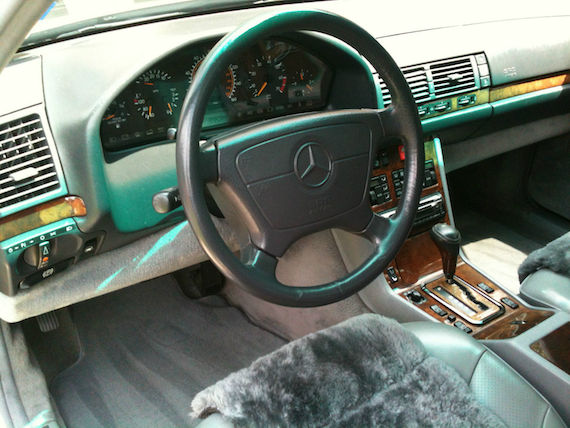 download Mercedes 600 SEL workshop manual