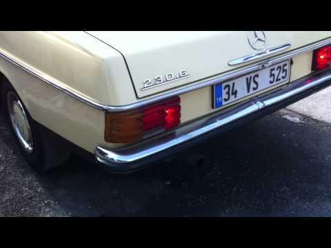 download Mercedes Benz 114 115 workshop manual