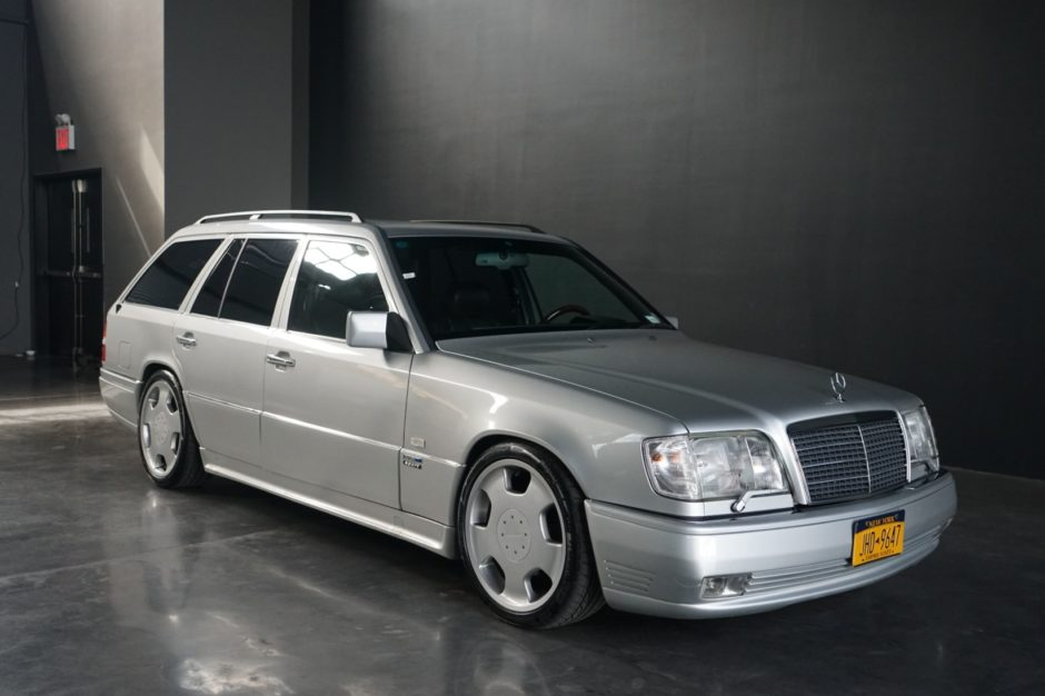 download Mercedes Benz 124 Wagon E320 3.2L workshop manual