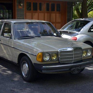 download Mercedes Benz 230 workshop manual