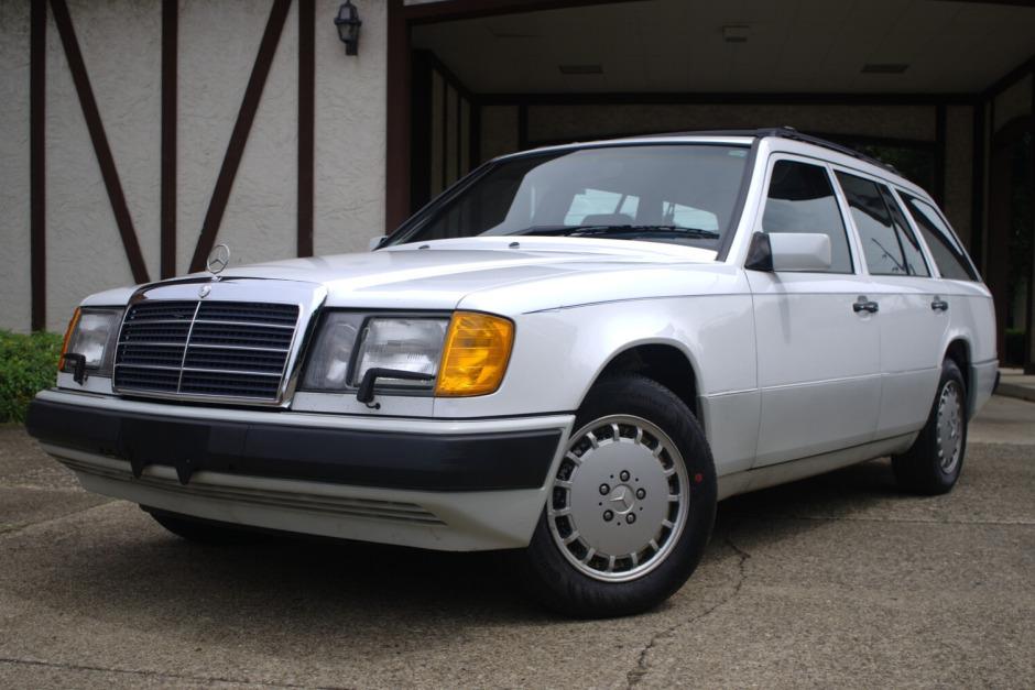 download Mercedes Benz 300TE workshop manual