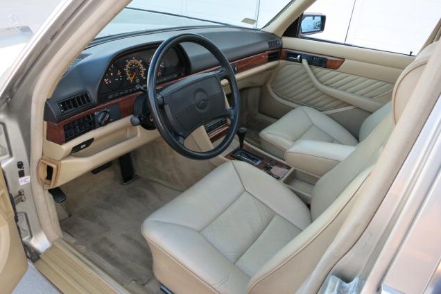 download Mercedes Benz 350SDL workshop manual