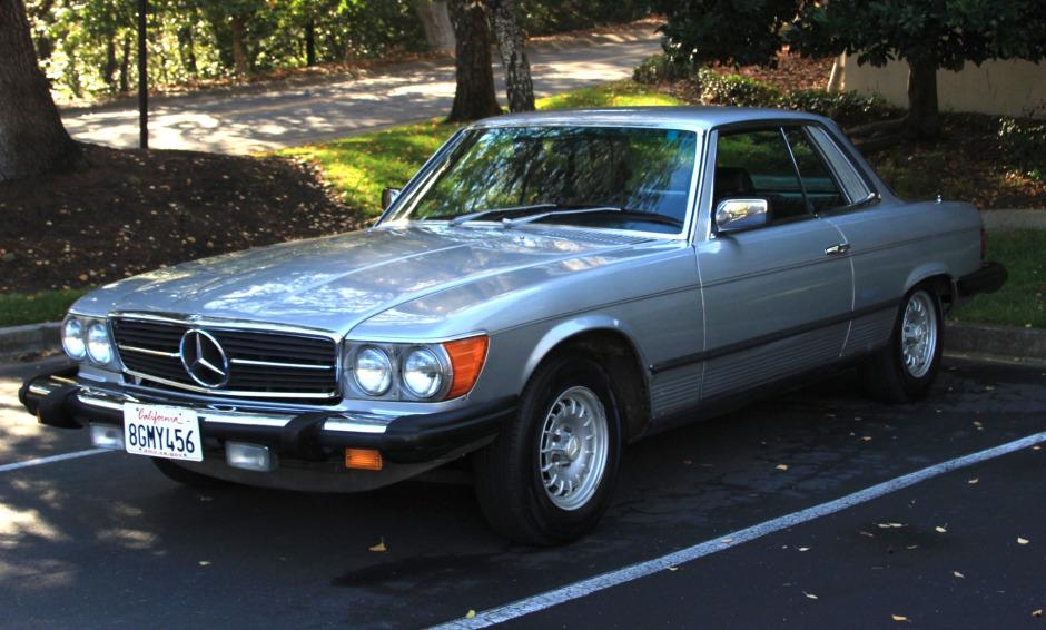 download Mercedes Benz 450SLC workshop manual