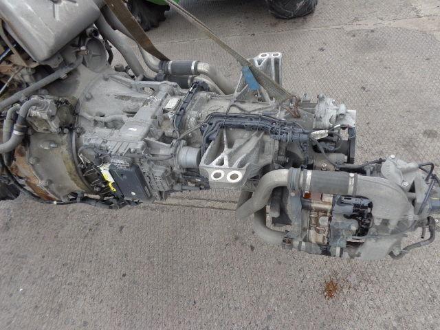 download Mercedes Benz Actros MP4 workshop manual