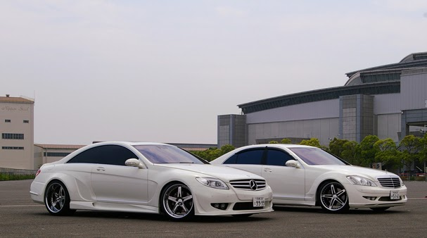 download Mercedes Benz CL Class CL600 workshop manual