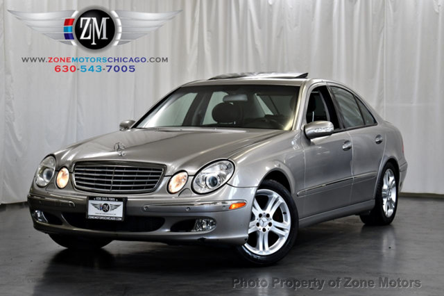 download Mercedes Benz E Class E500 workshop manual