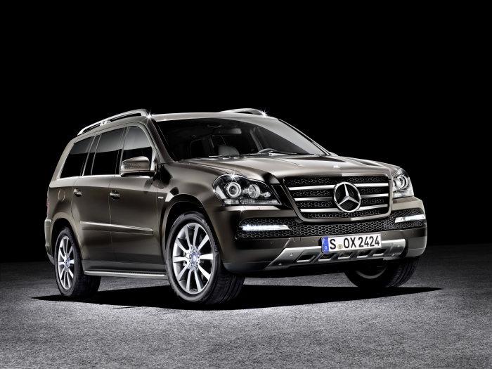 download Mercedes Benz GL Class GL550 workshop manual