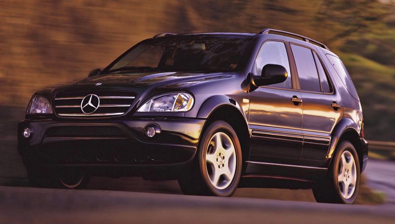 download Mercedes Benz M Class ML55 AMG workshop manual