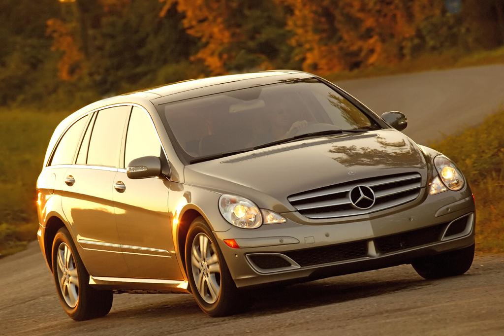 download Mercedes Benz R350 R500 V251 workshop manual