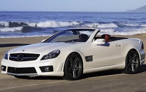 download Mercedes Benz SL Class SL55 AMG workshop manual