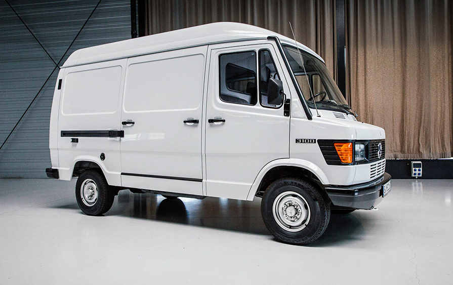 download Mercedes Benz TN Transporter workshop manual
