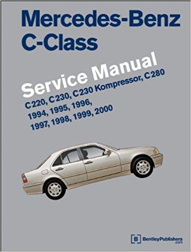 download Mercedes Benz W202 Manual workshop manual
