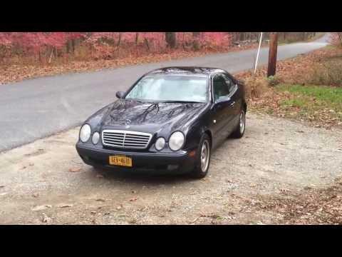 download Mercedes CLK320 99 workshop manual