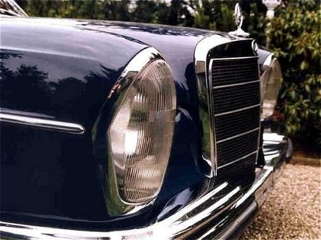 download Mercedes W108 workshop manual