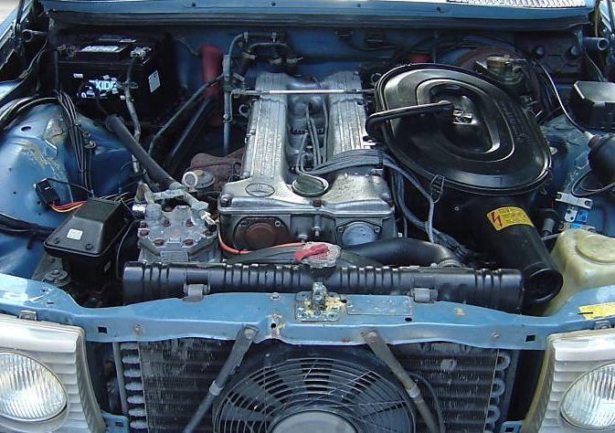 download Mercedes W115 workshop manual