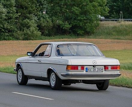 download Mercedes benz W123 280CE workshop manual