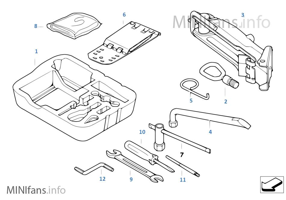 download Mini Clubman workshop manual