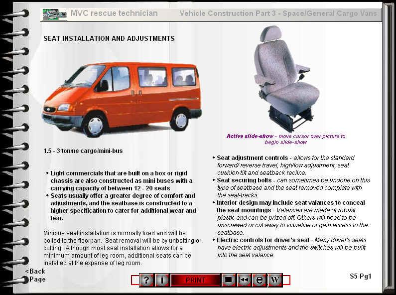 download Mini Van workshop manual