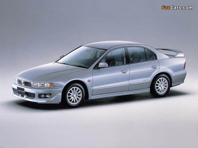 download Mitsubishi Aspire workshop manual