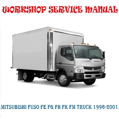 download Mitsubishi Fuso Canter FE FG workshop manual