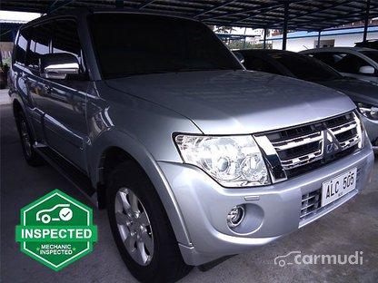 download Mitsubishi Pajero workshop manual