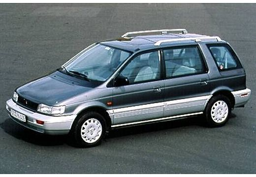 download Mitsubishi Space Wagon workshop manual