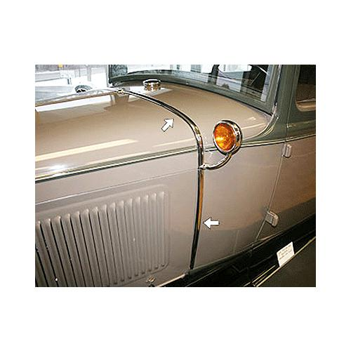 download Model A Ford Hood Corners Leather As Original Includes Rivets workshop manual