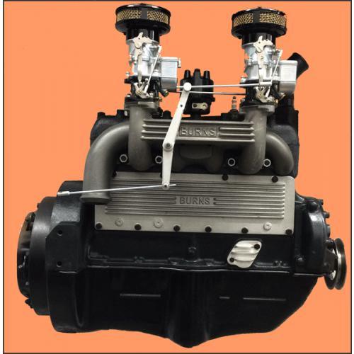 download Model A Ford Oil Return Pipe Powder Coated Black workshop manual