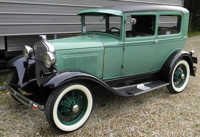 download Model A Ford Wood Corner Brace Rear Fordor Town Sedan 1928 To Early 1931 workshop manual