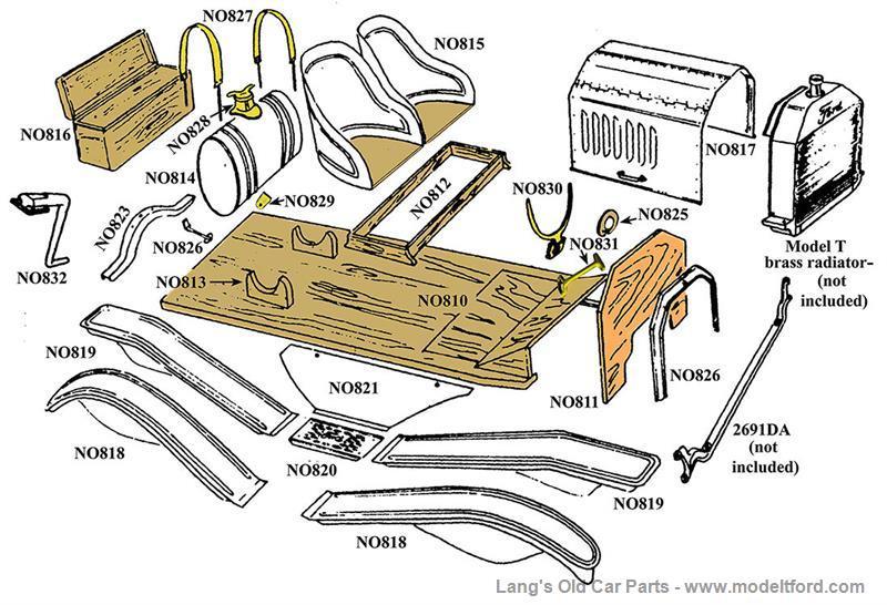 download Model T Ford Kit workshop manual