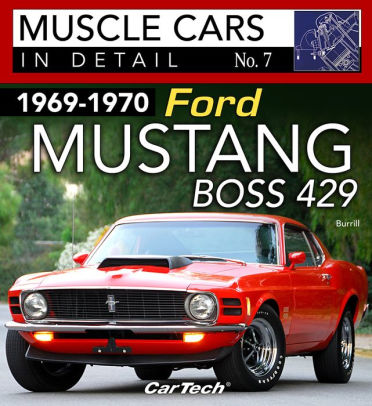 download Mustang Boss 429 Muscle Cars in Detail No. 7 workshop manual