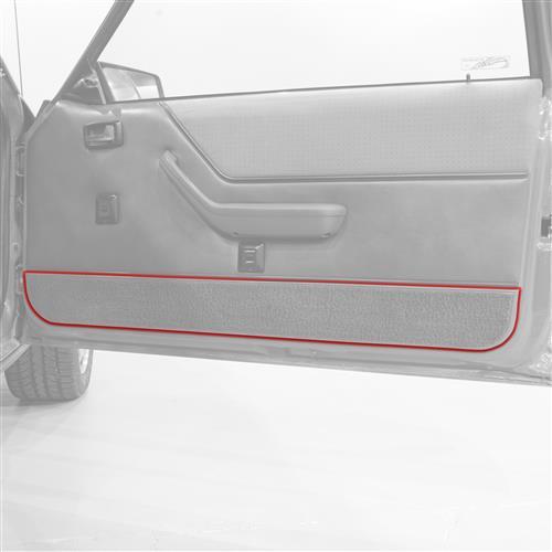 download Mustang Convertible Door Panel Carpetin Colors workshop manual