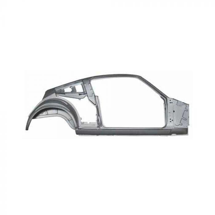 download Mustang Fastback Quarter Panel Door Frame Assembly Left workshop manual