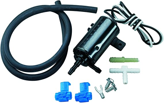 download Mustang Foot Operated Windshield Washer Pump Grommet workshop manual